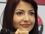 Bollywood actor Anushka Sharma