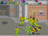 'Teenage Mutant Ninja Turtles' screenshot