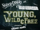 Snoop Dogg & Wiz Khalifa featuring Bruno Mars: 'Young, Wild & Free'