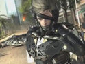 Metal Gear Rising was spied during a PS Vita developer presentation.