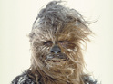 The Star Wars fan favourite will feature in a dream sequence in Glee.