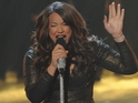 Melanie Amaro will compete on tonight's live X Factor semi-final.