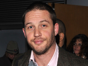 Tom Hardy English National Ballet Christmas Party held at the Martins Lane Hotel - Arrivals. London, England