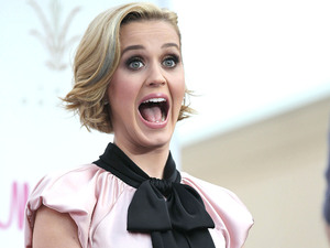 Katy Perry launches her new fragrance 'Meow! at Nordstrom in The Grove. Los Angeles