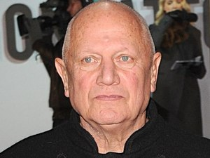 'The Girl With The Dragon Tattoo' London Premiere: Steven Berkoff