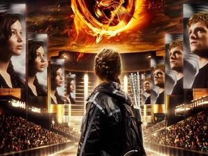 'The Hunger Games' poster