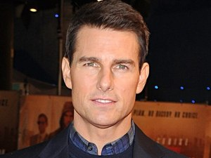&#39;Mission Impossible: Ghost Protocol&#39; Premiere at BFI IMAX, Waterloo, London: Tom Cruise