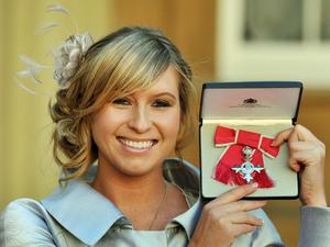 Brooke Kinsella, MBE, Prince of Wales