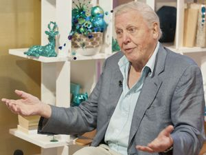 Sir David Attenborough This Morning, ITV