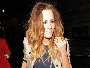 Caroline Flack X Factor wrap party, London