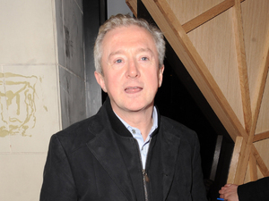 Louis Walsh X Factor wrap party, London, Dstrkt club
