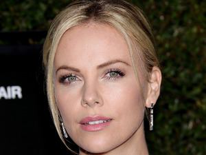 Charlize Theron, Young Adult