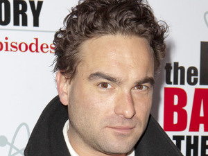 Johnny Galecki, Big Bang Theory, 100th episode celebration