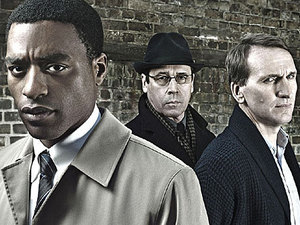 The Shadow Line Chiwetel Ejiofor, Christopher Eccleston, Stephen Rea Jonah Gabriel, Jonah Gabriel, Gatehouse