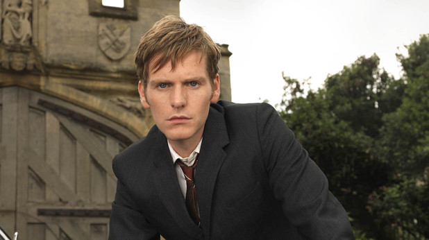 Endeavour, Shaun Evans, Inspector Morse