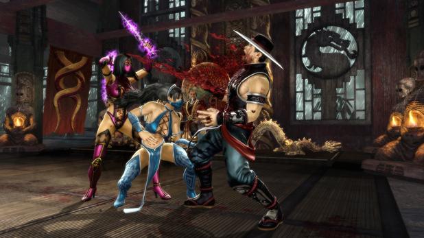 14. Mortal Kombat