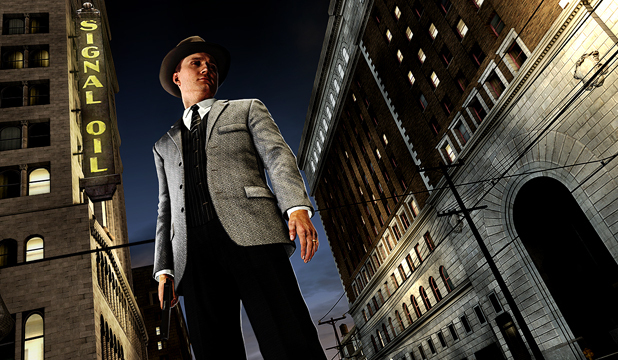 'L.A Noire' screenshot