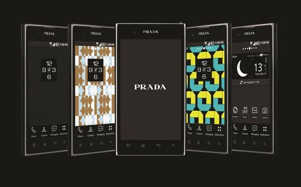 The Prada LG smartphone