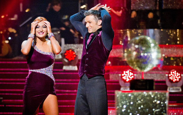 Harry and Aliona are crowned winners of Strictly Come Dancing 2011
