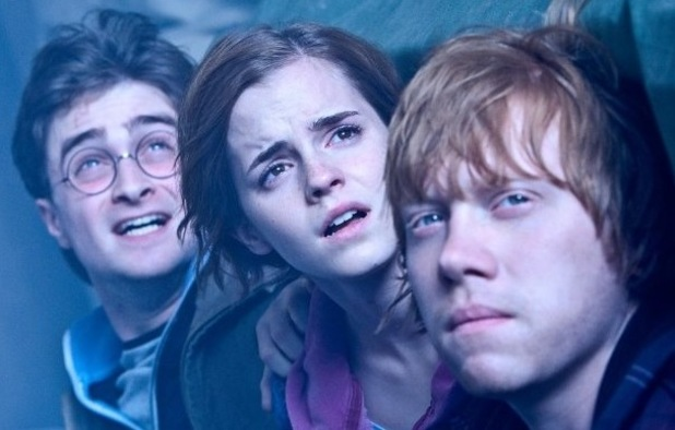 2. Harry Potter and the Deathly Hallows - Part 2