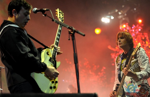 Manic Street Preachers in concert