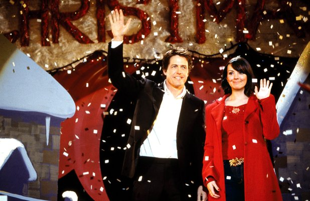 Love Actually Hugh Grant, Martine McCutcheon