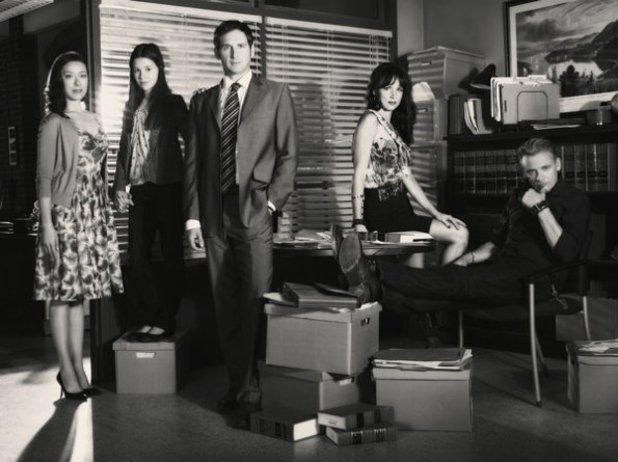 &#39;The Firm&#39; cast