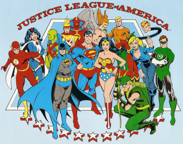 Jim Lee Justice League