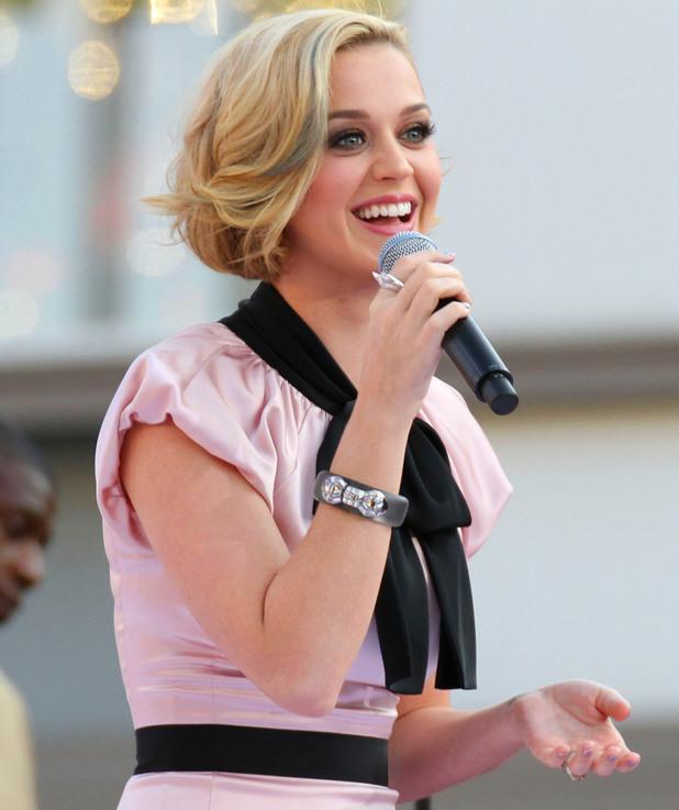 Katy Perry, Meow perfume, LA