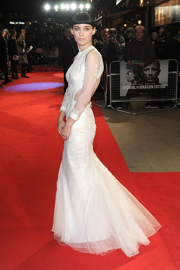 The Girl With The Dragon Tattoo - London premiere