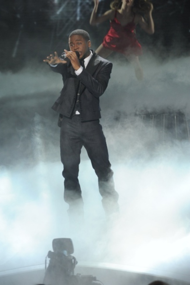 The X Factor USA Top 4 Performances: Marcus Canty