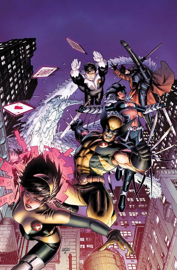 'Astonishing X-Men': Marjorie Liu, Mike Perkins take reins