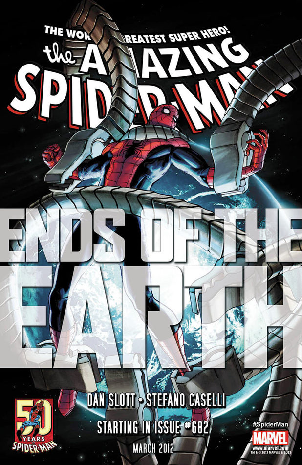 The Amazing Spider-man: 'Ends of the Earth'