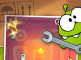 Screenshot from Cut the Rope