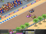 Screenshot from Grand Prix Story