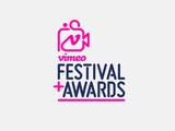 Vimeo festival awards logo