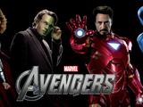 The Avengers banner