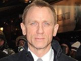 &#39;The Girl With The Dragon Tattoo&#39; London Premiere: Daniel Craig