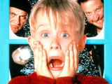 Home Alone: Joe Pesci, MacCauley Culkin and Daniel Stern