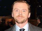 'Mission Impossible: Ghost Protocol' Premiere at BFI IMAX, Waterloo, London: Simon Pegg