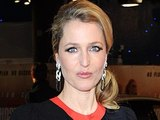 'Mission Impossible: Ghost Protocol' Premiere at BFI IMAX, Waterloo, London: Gillian Anderson