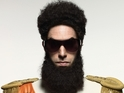 Sacha Baron Cohen learns to be a caring and sensitive despot in The Dictator.