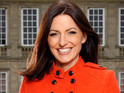 Davina McCall takes part in Biggest Loser training on tonight's show.