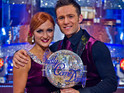 Harry Judd and Aliona Vilani are named champions of Strictly Come Dancing.