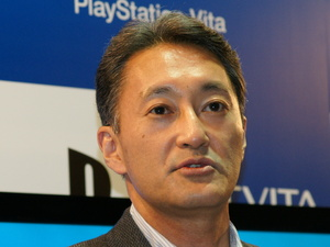 Kaz Hirai, Executive Deputy President of Sony Corporation