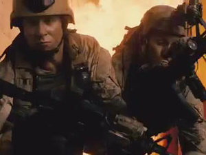 'Act Of Valor' trailer still