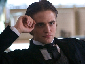 Robert Pattinson as Georges Duroy in Bel Ami