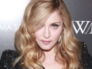 Madonna at the W.E. Cinema Society Film Screening, New York