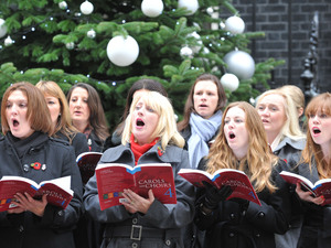 The Military Wives choir