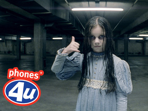 Phones 4U horror ad